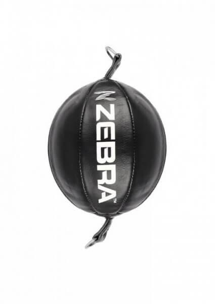 ZEBRA Athletics Doppelendball Leder