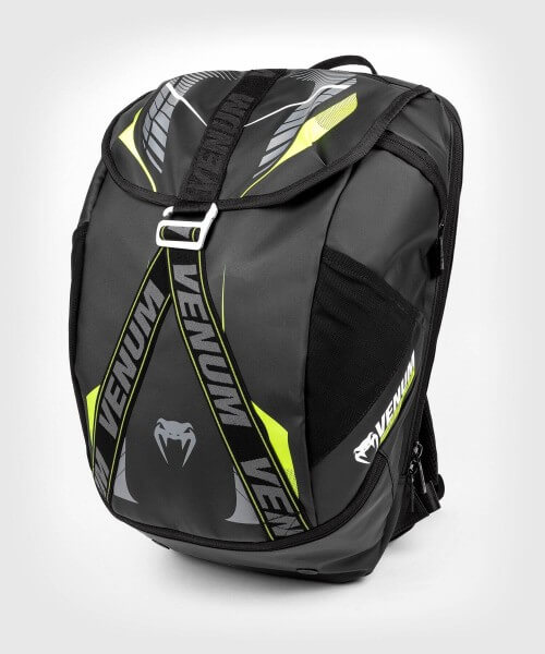 Venum VTC 3 Rucksack - Black/Neo Yellow