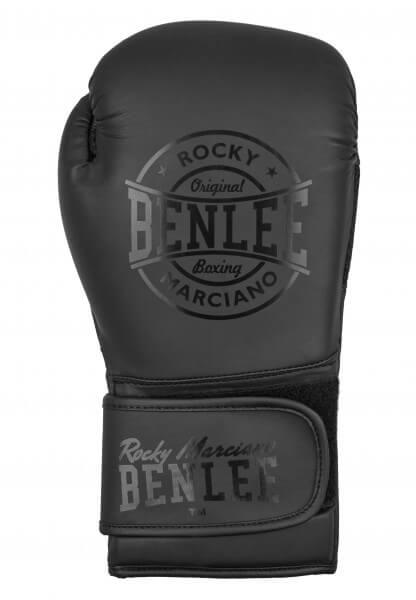 BENLEE Boxhandschuhe BLACK LABEL NERO