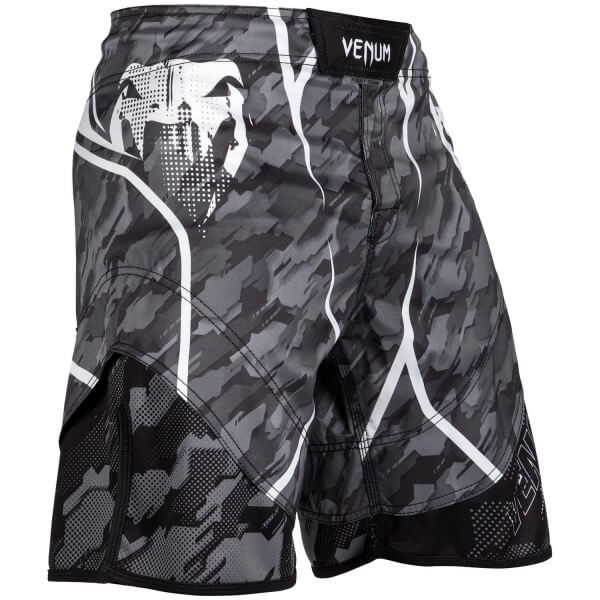 Venum Tecmo Fightshorts - Dark Grey S