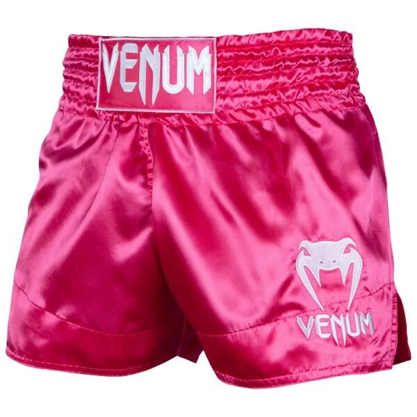 VENUM Classic Muay Thai Shorts - Pink