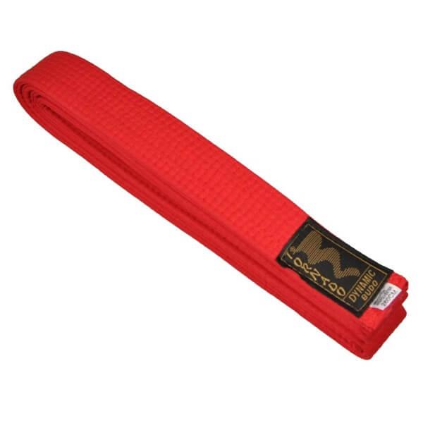 Budogürtel rot 220 cm