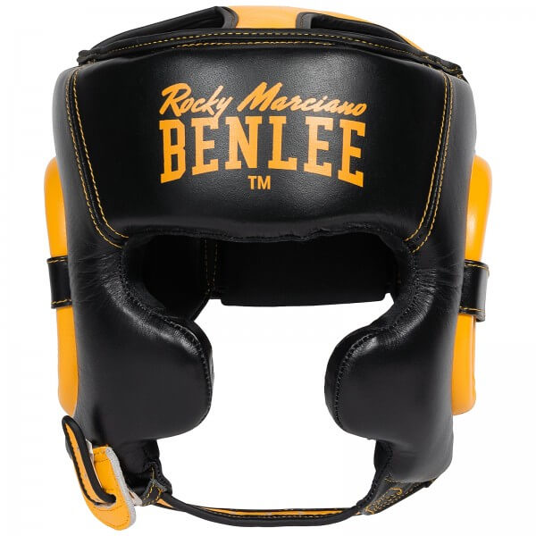BENLEE Leather Headguard BROCKTON