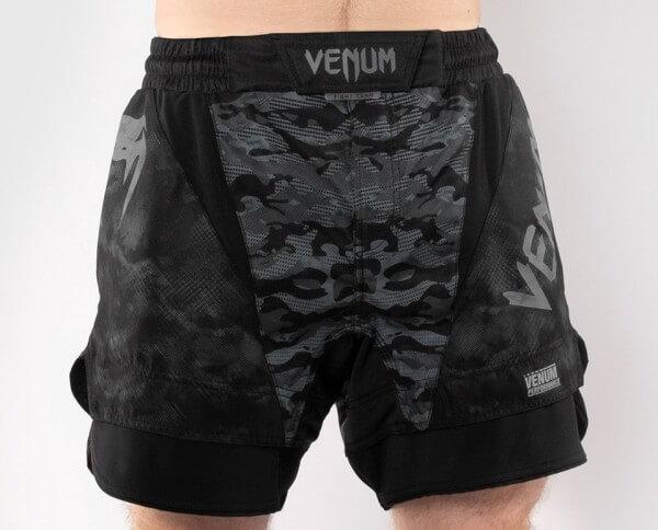 Venum Defender Fightshorts - dark camo XS