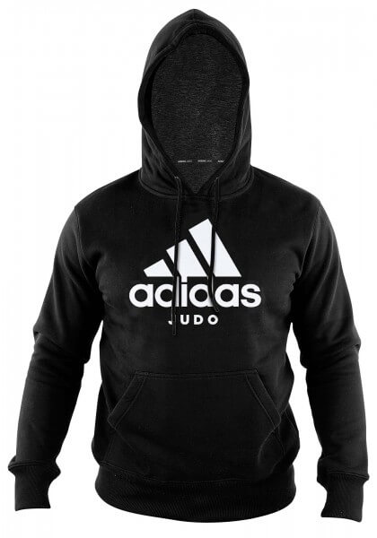 "ADIDAS Judo Hoody Community line ""Performance"" black/white"