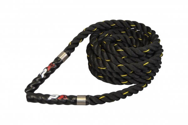 Battle Rope Trainingsseil,Sportseil für Fitness Kraft Training ca. 9,0 M