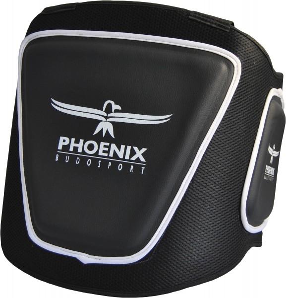 PHOENIX  Bauchschutz Schultergurte (Mesh & Leder)