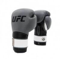 UFC Stand Up Training Glove silver/black 14oz Silber/Schwarz