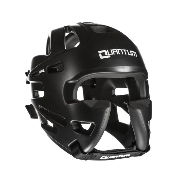 Kopfschutz QUANTUM XP, schwarz, S