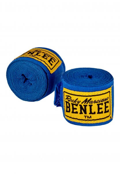 BENLEE Boxbandagen 4,5 m blau