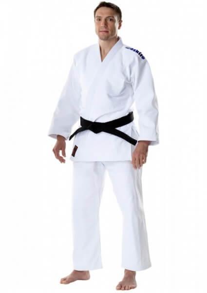 Judoanzug Moskito Junior Wettkampfanzug weiß