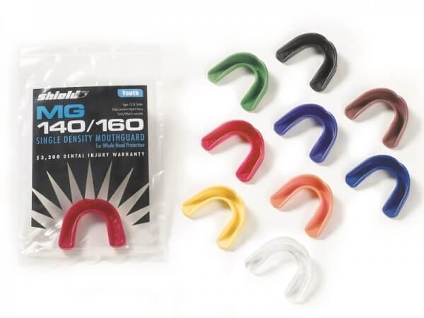 SHIELD Zahnschutz 140 Kinder - schwarz