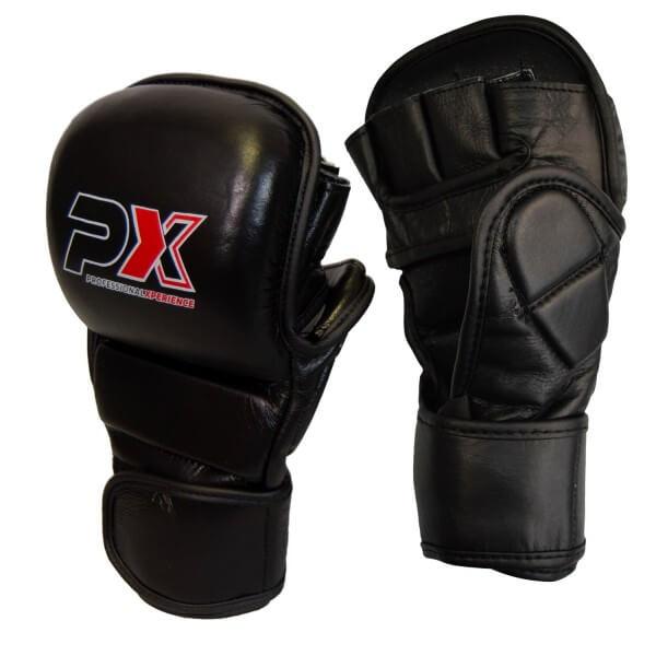 MMA Sparring Handschutz Leder