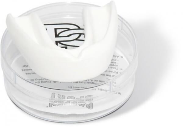 Paffen Sport Allround mint Zahnschutz mit Box - weiß