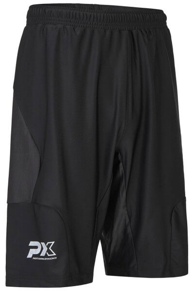 PX GYM LINE Training Shorts schwarz XS