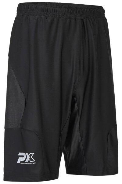 PX GYM LINE Training Shorts schwarz XS