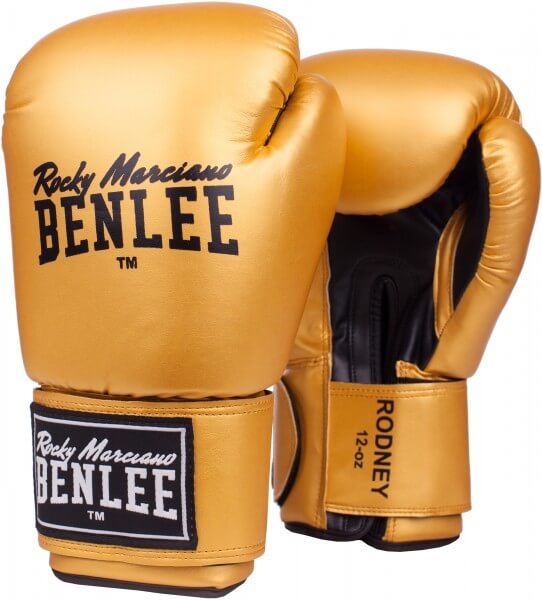 BENLEE Boxhandschuhe RODNEY Gold