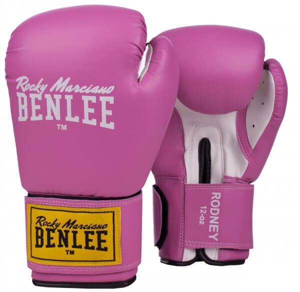 BENLEE Boxhandschuhe Rodney Pink