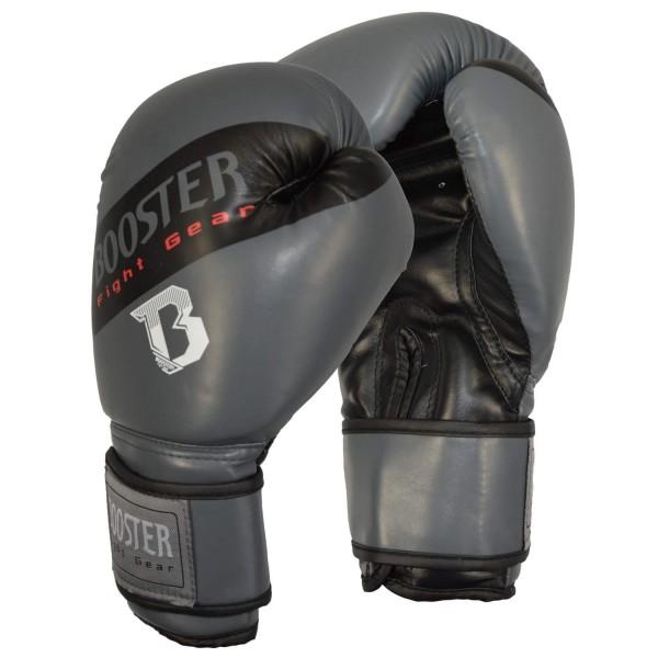 BOOSTER BT Sparring grau-schwarz PU 10oz