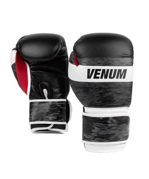 VENUM Bandit Boxhandschuhe - schwarz/grau
