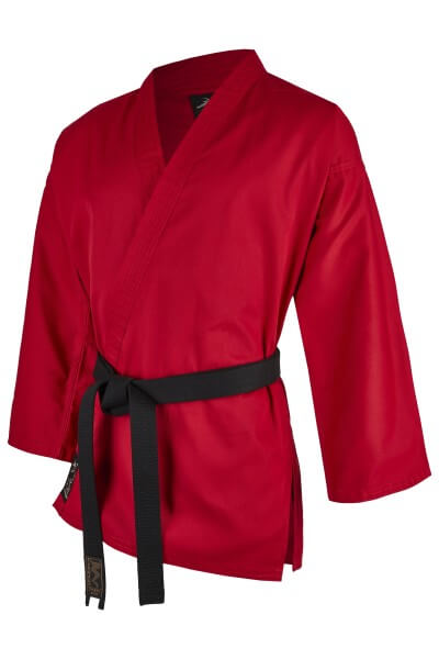 Kampfsport Jacke - Standart - rot