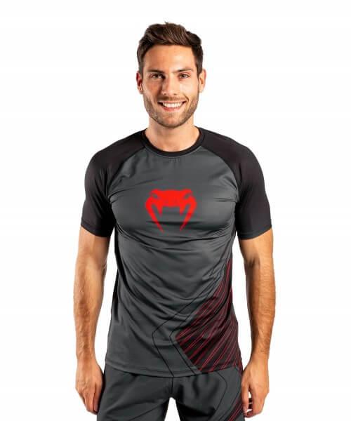 VENUM Contender 5.0 Dry Tech Shirt - schwarz/rot
