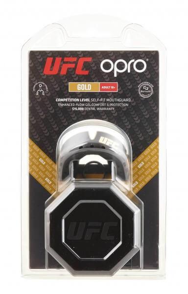 UFC MMA Mundschutz Opro Gold