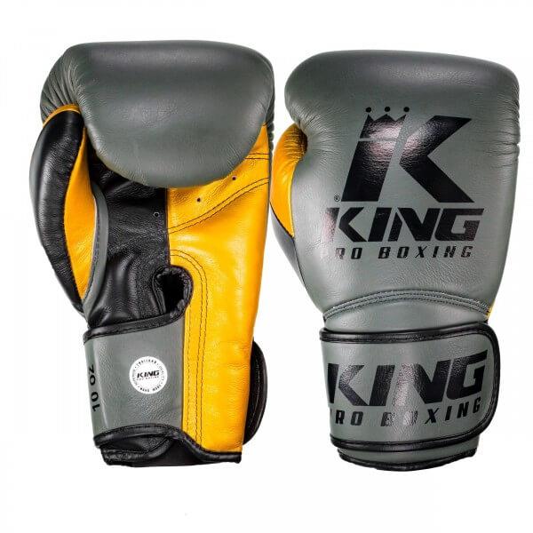 KING Pro Boxing Boxhandschuhe Leder Star 6