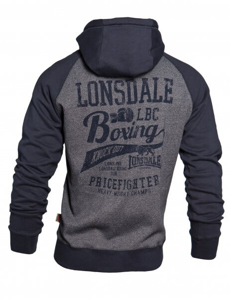 LONSDALE Boxing Hoodie SLOUGH