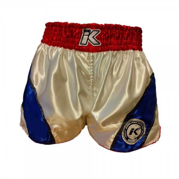 KING Pro BOXING Thai Shorts KPB/KB 4 Gold