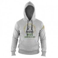 ADIDAS WBC Boxing Hoody Heritage - grey Grau