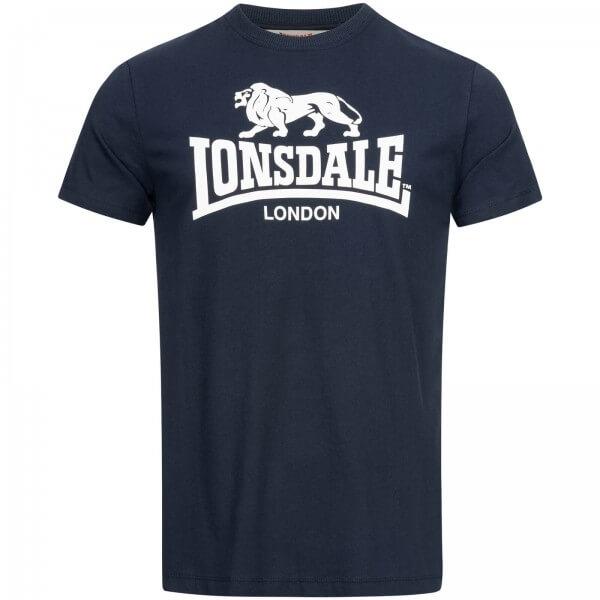 LONSDALE T-Shirt Herren ST. Erney Navy