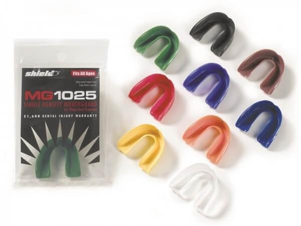 SHIELD Standard Zahnschutz #1025 schwarz