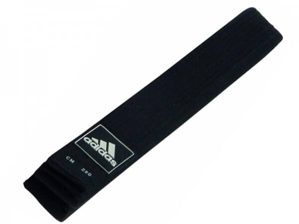 ADIDAS Schwarzgurt 260 cm/4,3 cm