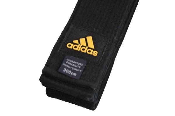 ADIDAS Schwarzgurt Master Deluxe 280 cm/5 cm