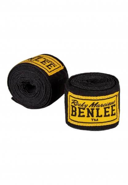BENLEE Boxbandagen 4,5 m schwarz