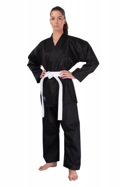 PHOENIX Karate-Anzug BASIC schwarz