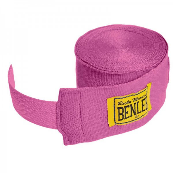 BENLEE Boxbandagen Paar 3,0 m Pink