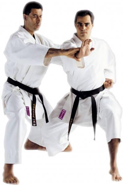 KAMIKAZE Karate Anzug MONARCH