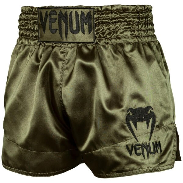VENUM Classic Muay Thai Shorts - Green