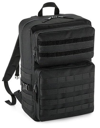 MOLLE Tactical Backpack/Rucksack schwarz
