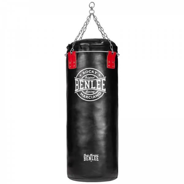 BENLEE Leder Profi Boxsack 150 cm BLOCKBUSTER HEAVY