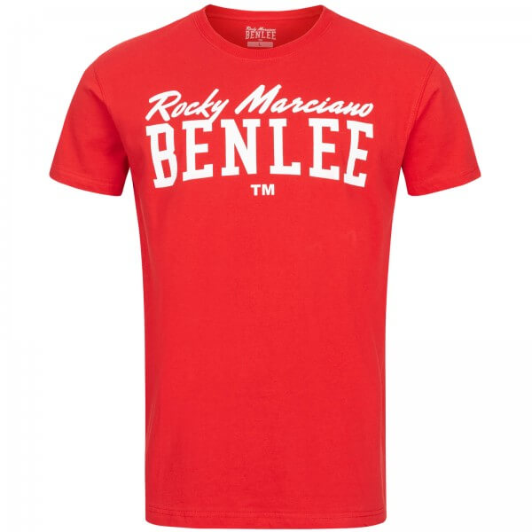 BENLEE T Shirt Logo Rot