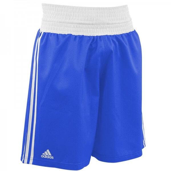 ADIDAS Boxing Shorts Punch Line blue/white