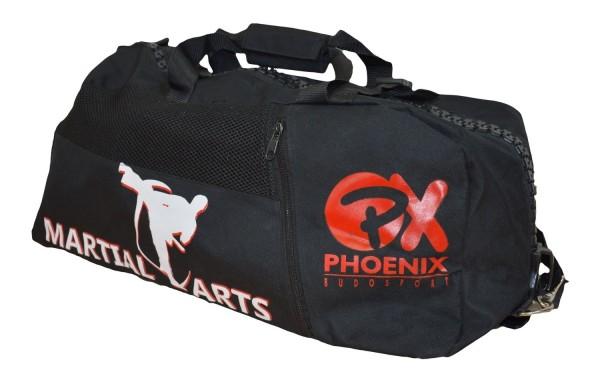 """Sporttasche/Rucksack """"Martial Arts XL""""  75x30x30cm"""