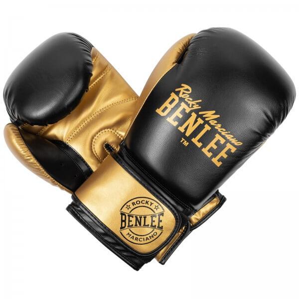BENLEE Boxhandschuhe Carlos Black/Gold