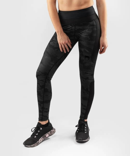 Venum Women Defender Leggings schwarz XS