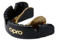 OPRO Zahnschutz Zahnspange Gold Braces Senior