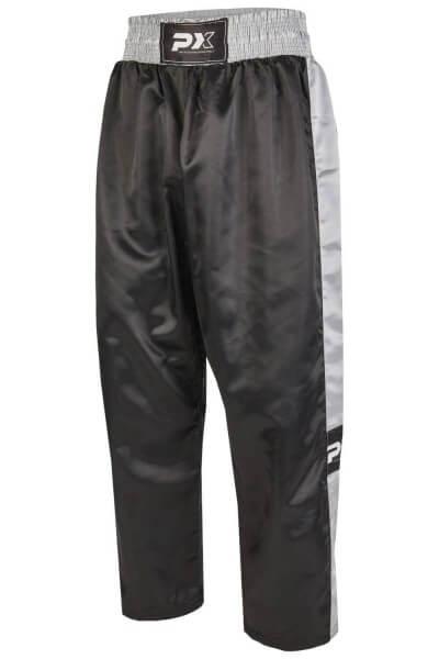 PHOENIX Kickboxhose , schwarz-grau
