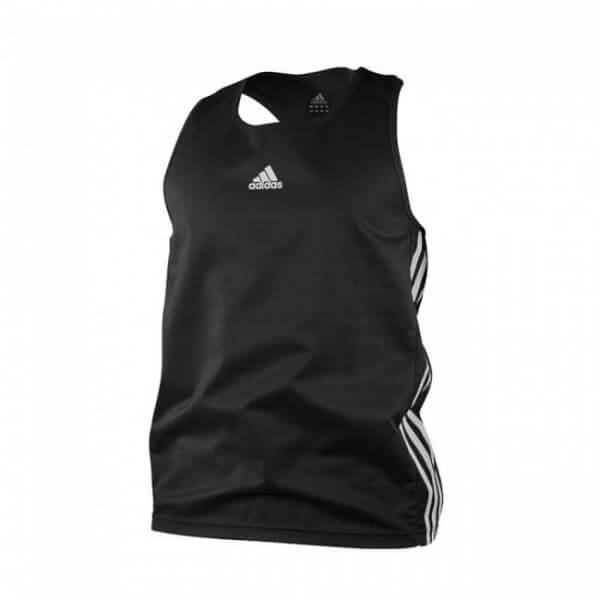 ADIDAS Boxing Top Punch Line black/white